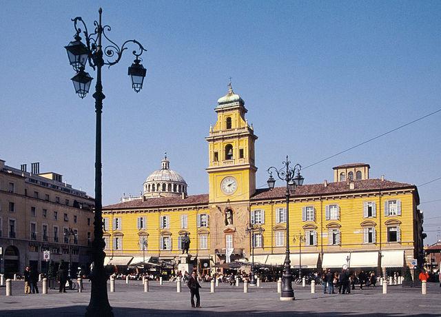Italia, Emilia-Romagna si Marche