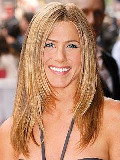 Jenifer Aniston Sedu Hairstyles