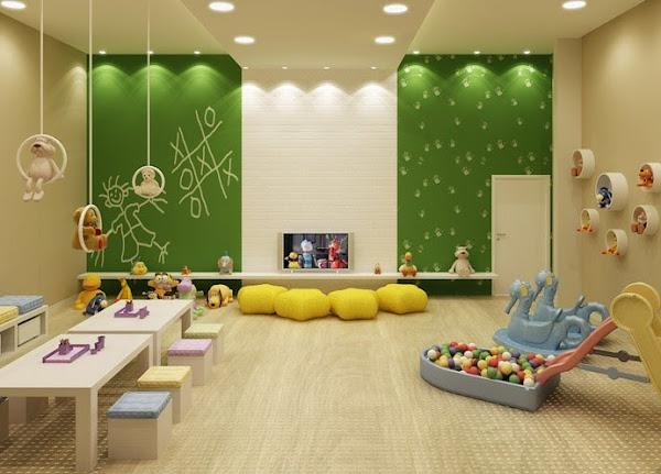 Muebles para guardar juguetes - Juego decorar habitacion ...