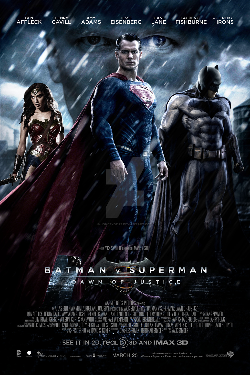 Nonton Batman vs Superman: Dawn of Justice (2016)