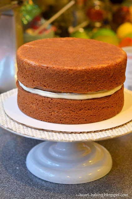 brown butter pumpkin layer cake fine cooking gourmandrea pumpkin layer ...
