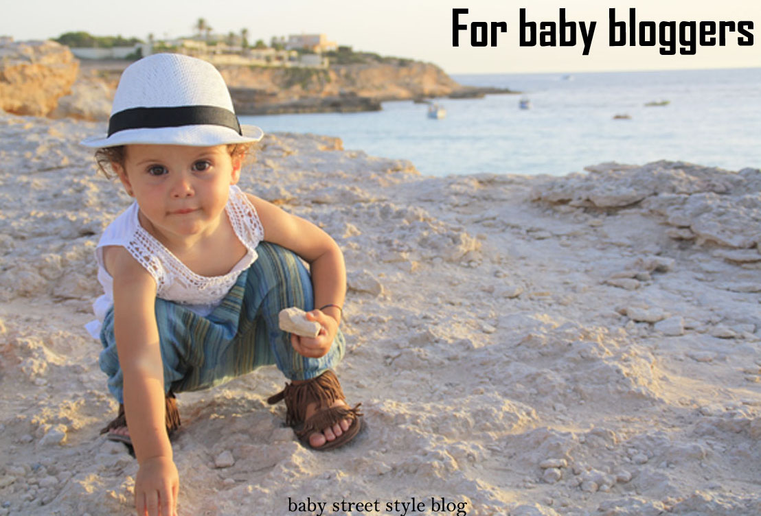 For Baby Bloggers