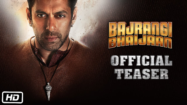 Bajrangi Bhaijaan - Official Trailer ft. Salman Khan, Kareena Kapoor Khan, Nawazuddin Siddiqui