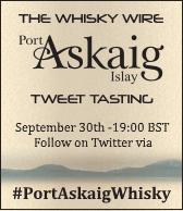 Port Askaig Tweet Tasting