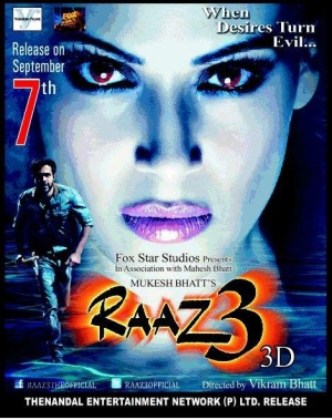 Raaz 3: The Third Dimension 2012