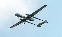 ضبط طائرة صغيرة تستخدم في التفجير عن بعد بالشيخ زويد