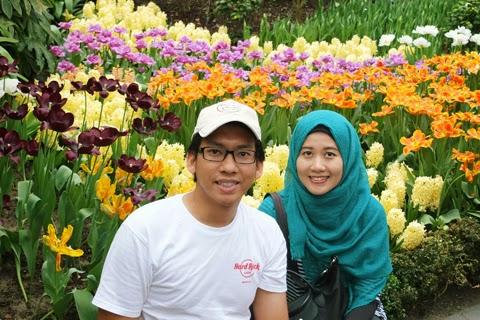 Tulipmania festival tulip Singapore