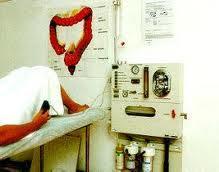 Sesion de Hidroterapia de colon