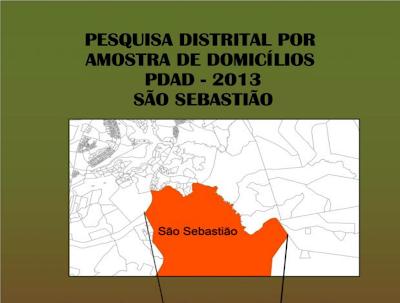 São Sebastião cresce em média 12,23% ao ano conclui pesquisa