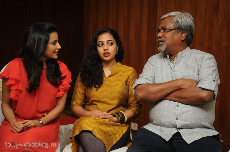 Siddharth  Press Meet Photo Stills Nitya Priya leaked images