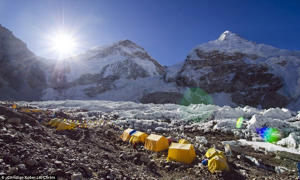 nepal trekking, everest region trekking in nepal, everest base camp trekking, mount everest