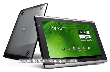 Acer Iconia TAB A500: 5 MP Camera