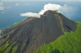 Mt. Yasur Isle of Tanna