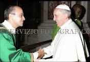 Il Coordinatore del GdN incontra Papa Francesco