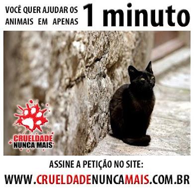 PARTICIPEM DA CAMPANHA!