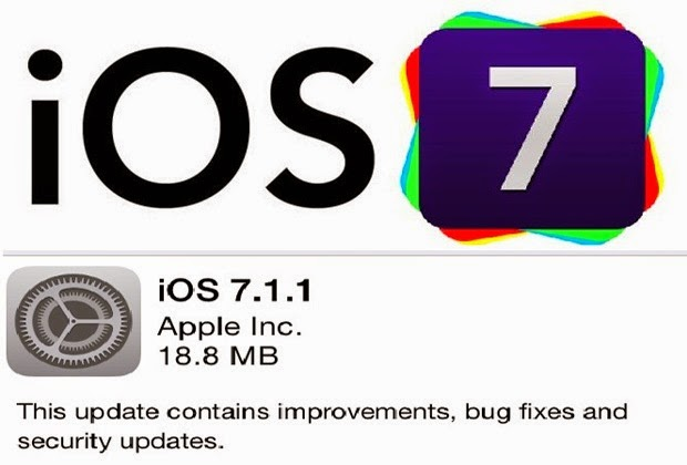 2014 Apple Released Update for iOS 7.1.2 to Fix Bugs on the Previous Version of the iOS