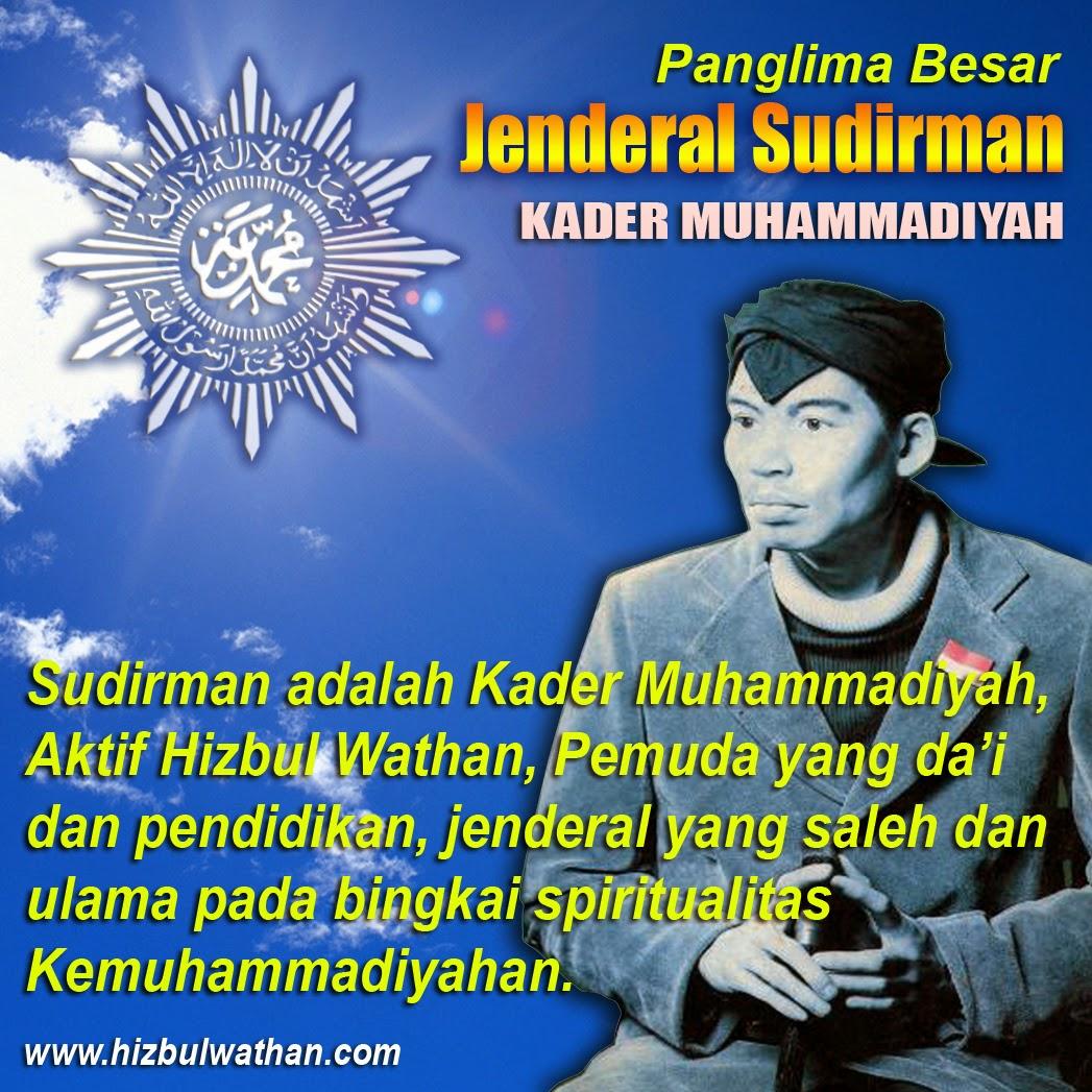 Kata Mutiara Jenderal Sudirman