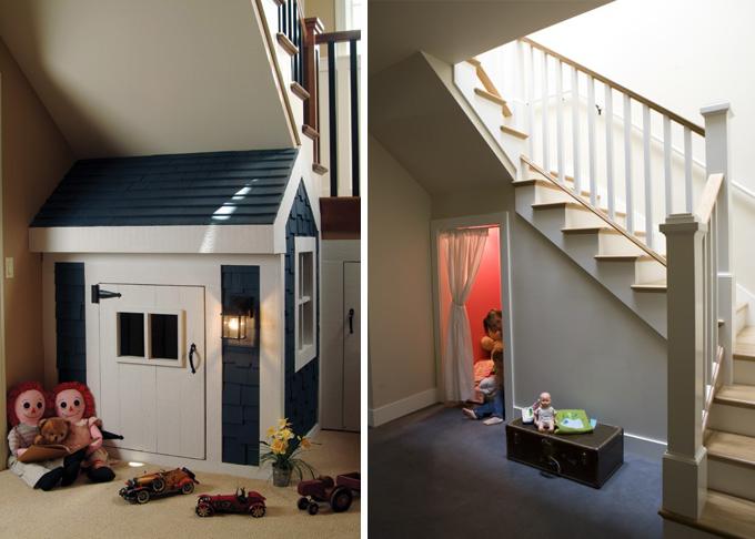 Topsecret Deco Bajo Las Escaleras