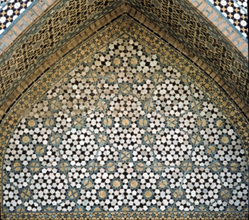 Ancient Islamic Penrose Tiles | Numbers | Science News