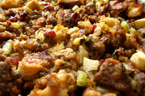 cranberry nut stuffing apple cranberry stuffing sausage cranberry ...