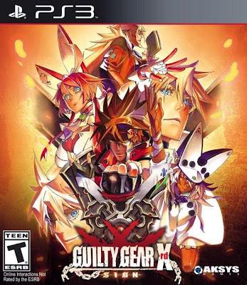 Download Guilty Gear XRD Sign Torrent PS3 2014
