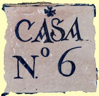 Entorno a jerez los azulejos con nombres de calles del for Azulejos antiguos sevilla