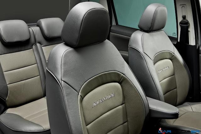 Fiat Idea 2013 - interior