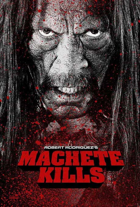 Machete Kills (2013) Online Latino