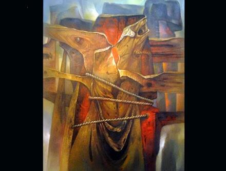 PINTURAS DE VIDAL CUSSI TIÑINI (artista alteño, 1983)