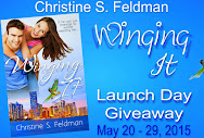 WINGING IT Launch Day Giveaway