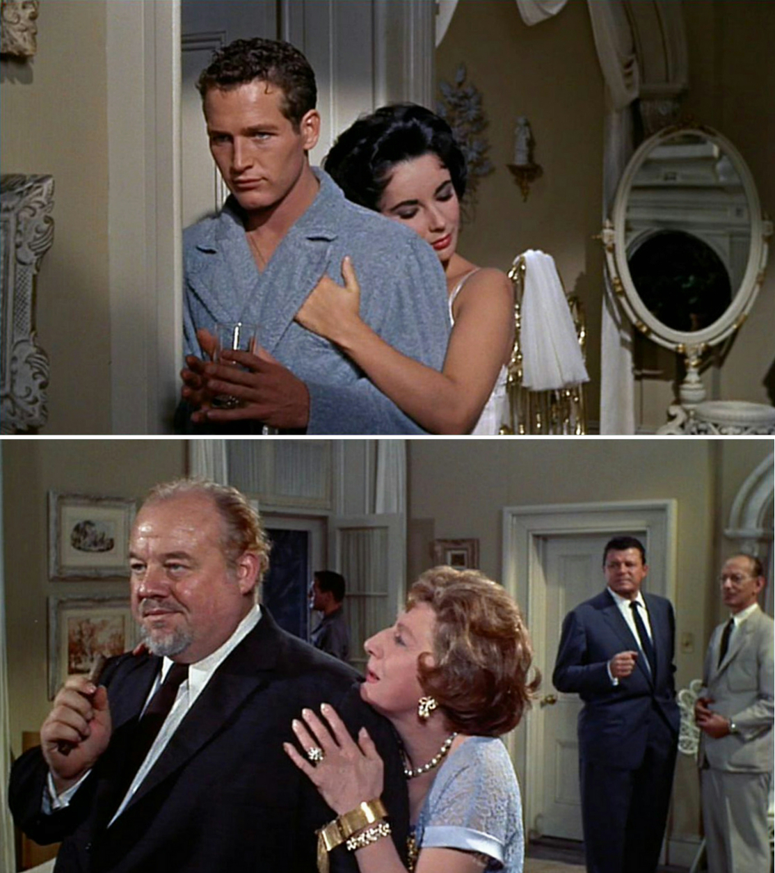 dreams are what le cinema is for cat on a hot tin roof  the emotionally unavailable man