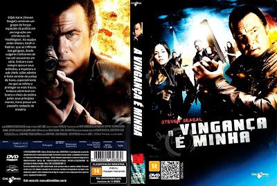 A Vingança é Minha DVD Capa