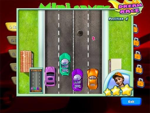 لعبة حلم السيارات Dream Cars