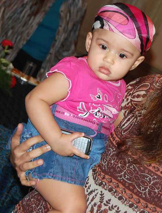 Actor Surya's Daughter Diya