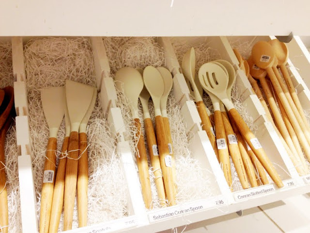 Sebastian Conran Utensils Crate&Barrel