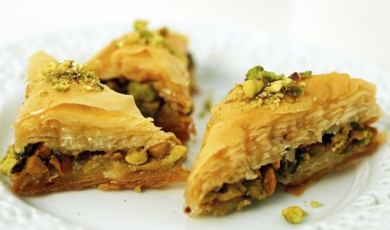 lifeafterfive*: A quest for baklava; Abla's Pastries