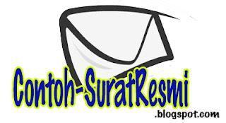 Contoh Surat Resmi, Contoh Surat Lamaran kerja
