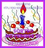 CumpleBlog de Kika!