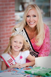 Minnesota Princess, Chloe Russo, Wendi Russo, ShopNBC, Breanne Maples,  Lani Maples,  NAM, NAmiss,  ronald mcdonald house, mom.com