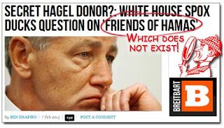 "Breitbart/Shapiro ""Friends of Hamas"" debacle"