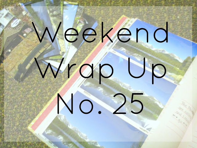 Weekend Wrap Up No. 25 | from Courtney's Little Things