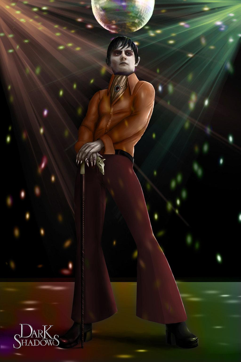 Disco Barnabas por NuraNooni