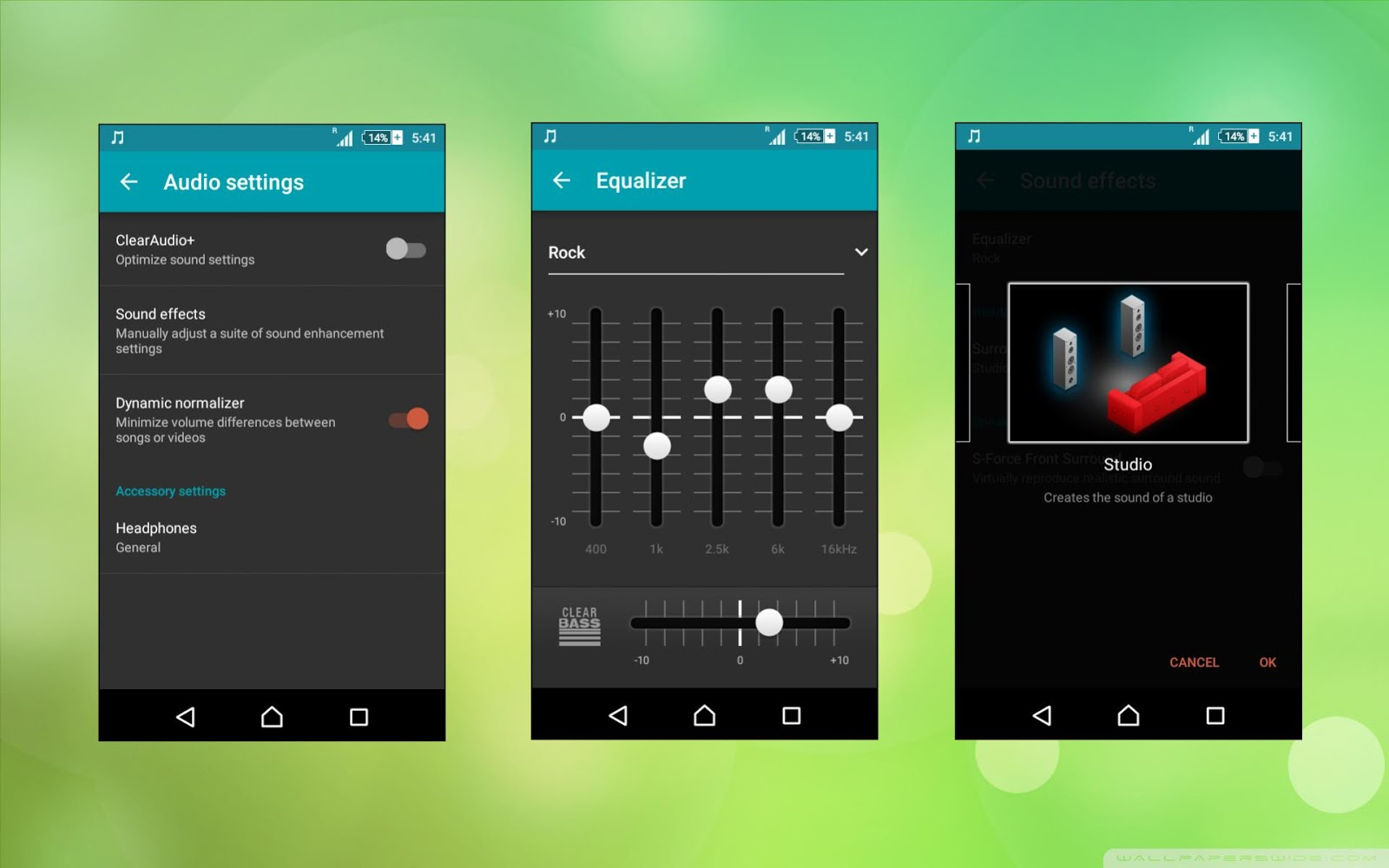 visualizer live wallpaper android