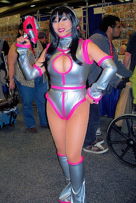 wondercon cosplay girls 06 Gadis Cosplay Hot Di WonderCon