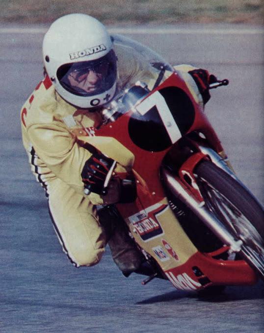 Assim se acelerava na formula Honda 125