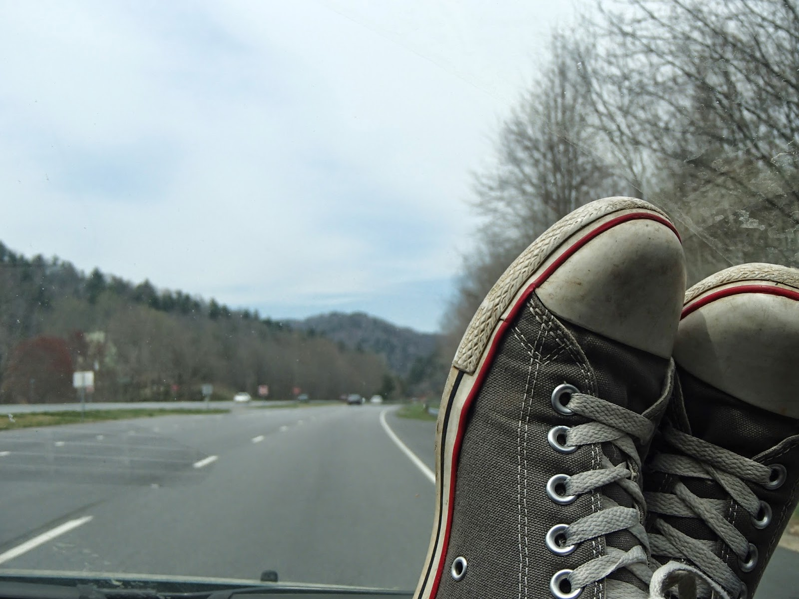 Highway Feet | Navigating Hectivity by Micki Bare