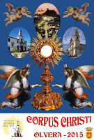 Olvera -   - Corpus Christi 2015