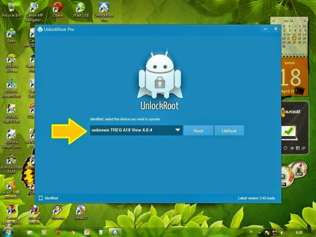 Unlock root for pc