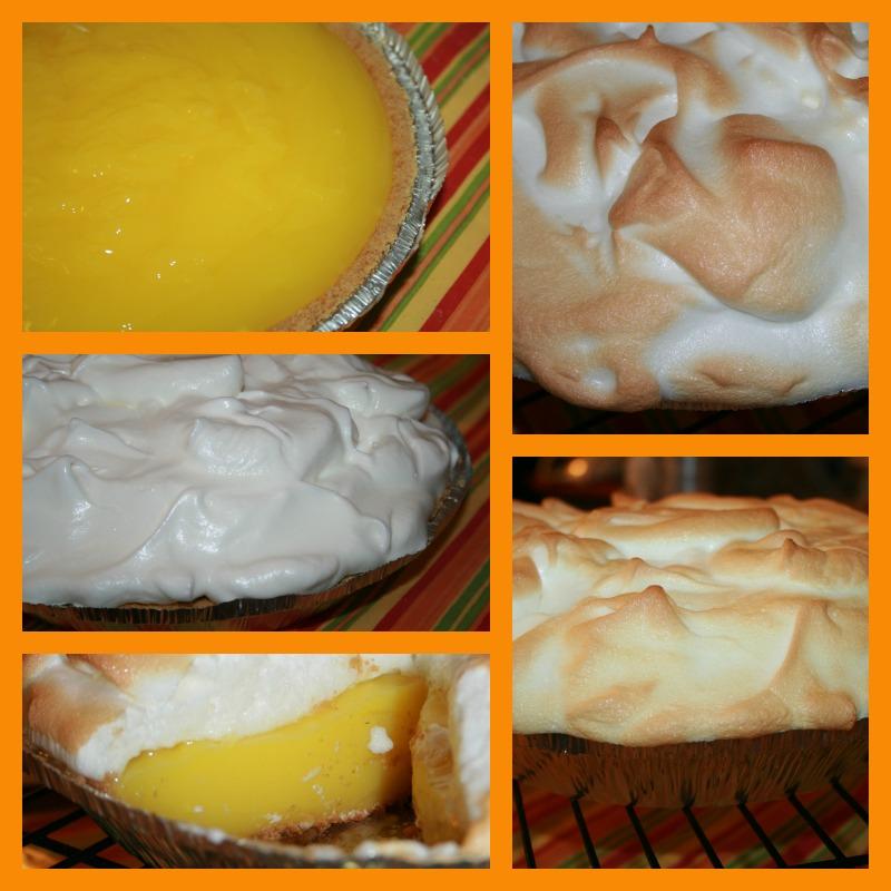 Susieqtpies cafe national lemon meringue pie day recipe for Lemon meringue pie with graham cracker crust