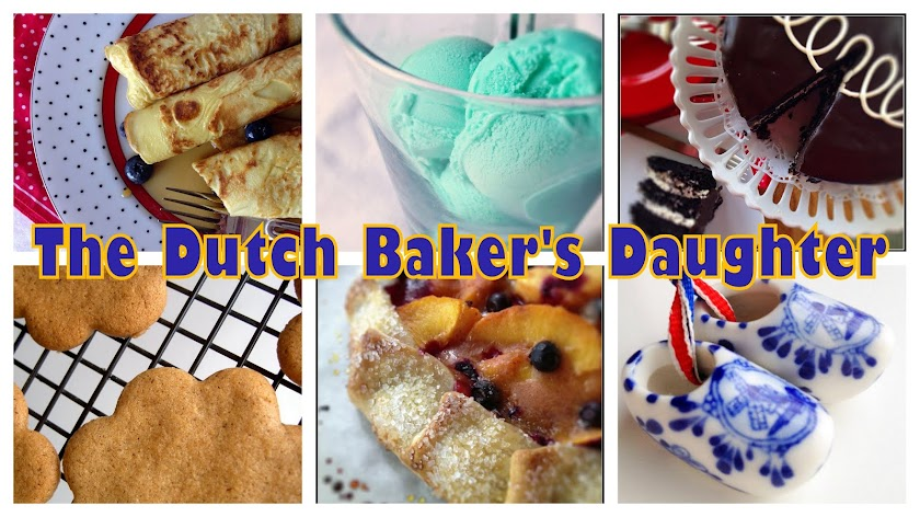 The Dutch Baker's Daughter